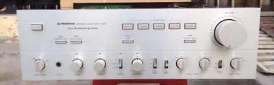Amply pioneer A900, 350w, 2 tăng phô