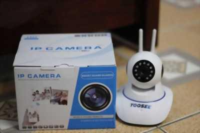 Mua camera giám sát yoosee 720HD tặng thẻ nhớ 16g