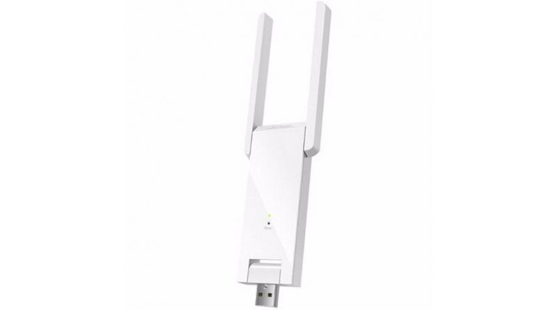 Bộ Kích Sóng Wifi Tốc Độ Cao 2 Râu Mercury ( Bản 2017 )