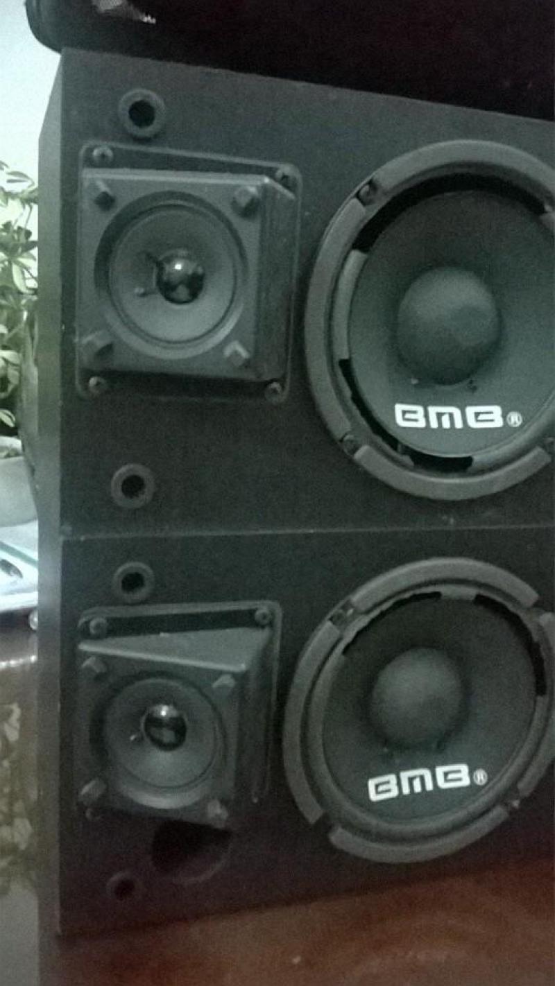 Loa karaoke BMB CS 222 V ,hàng bãi Japan xịn