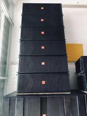 Loa Array đôi bass 30 RCF từ neo và treble neo