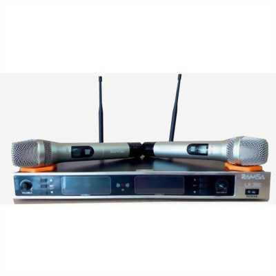 Micro Karaoke không dây Ramsa LX350