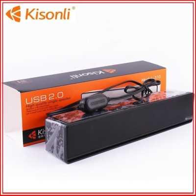 Loa laptop Kisonli i-510 màu đen chính hãng