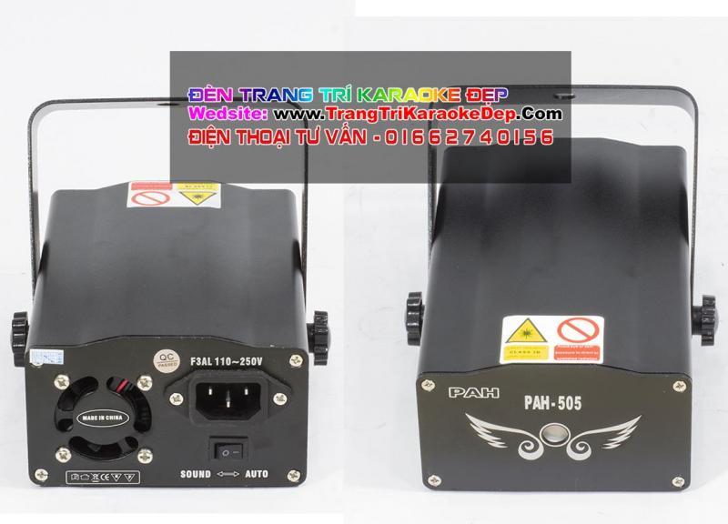 Đèn Laser Trang Trí Noel Milanna 505
