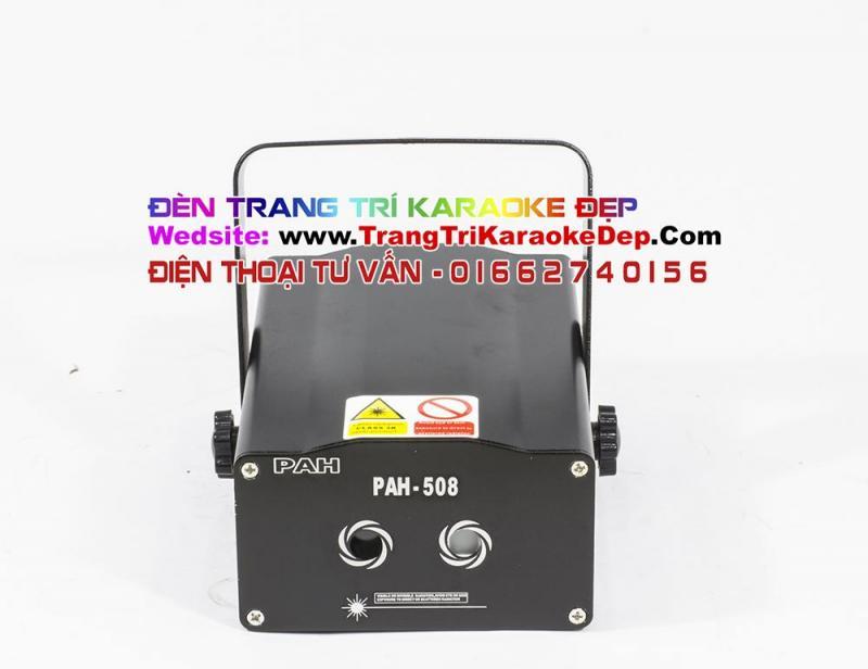 Đèn Laser Karaoke Starshower Milanna Red Green 508