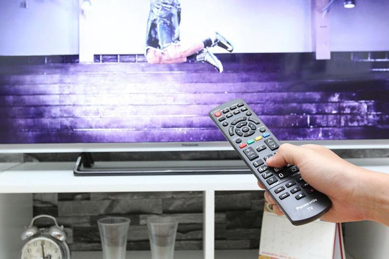 Hướng dẫn cách chỉnh hệ tiếng tivi Panasonic