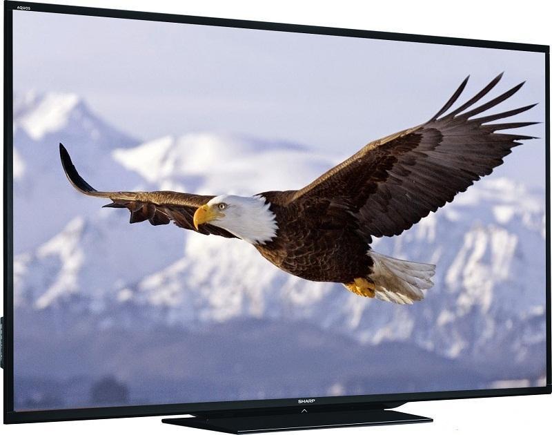 Tivi sharp 70 inch giá bao nhiêu thời điểm 9-2017