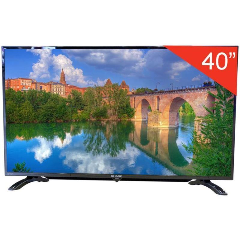 Tivi sharp 40 inch giá bao nhiêu ưu điểm là gì?