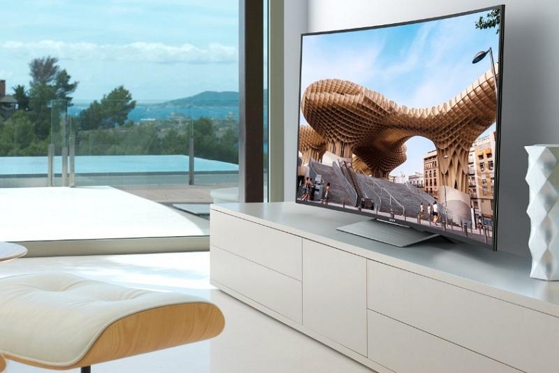Tivi sony màn hình cong giá bao nhiêu?