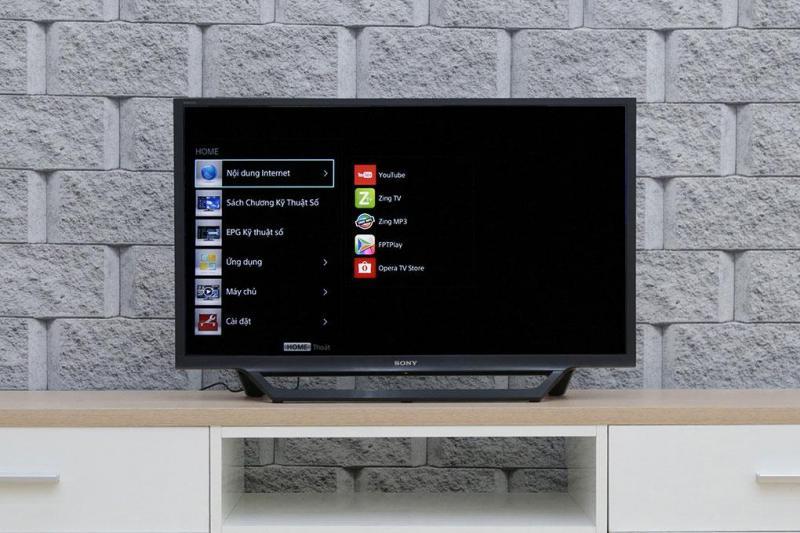 Tivi sony 24 inch giá bao nhiêu ở thời điểm hiện tại