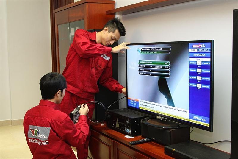 Tivi toshiba bị sọc màn hình nguyên nhân và cách khắc phục
