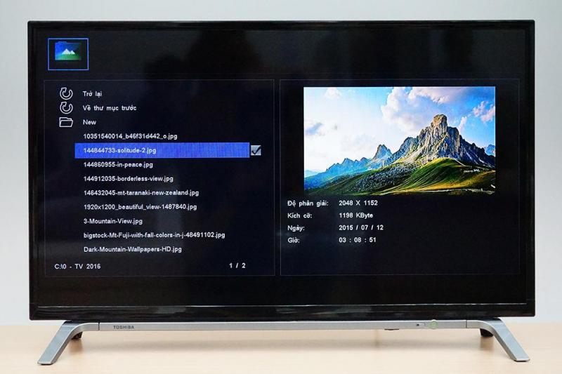 Giá tivi toshiba 32 inch giá bao nhiêu tại thời điểm đầu tháng 09/2017.