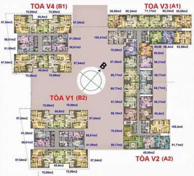 Tôi bán căn 93,98m2 Chung Cư Home City căn 03 V3 giá 32tr/m2, 3pn bc đông nam