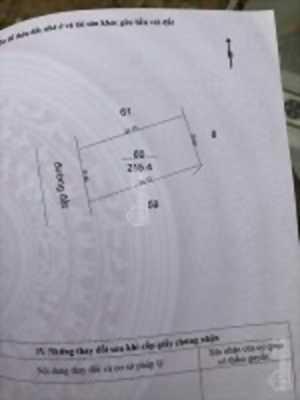 Tôi cần bán mảnh đất diện tích 215,4m2 trên đất đã có nhà ở Đồng Tháp