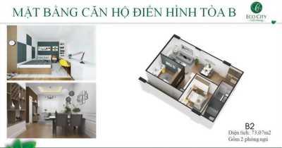 Tôi có 2 suất ngoại giao tại dự án ecocity Việt Hưng - Long Biên