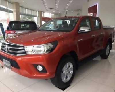Bán chiếc Toyota Hilux 2017 nhập khẩu khuyến mãi lớn giá thành rẻ