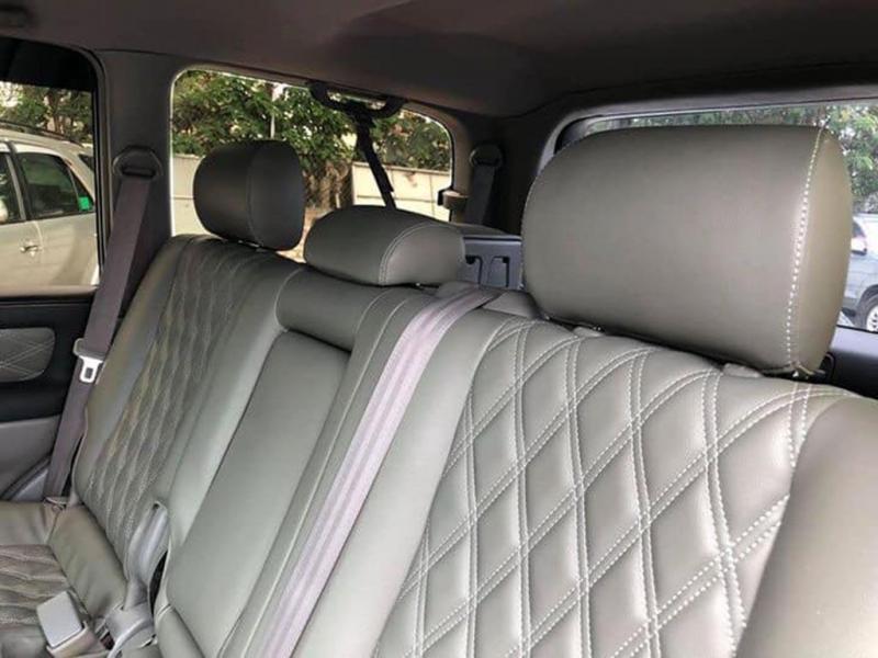 Bán Toyota Land Cruiser 2007 Xám số sàn 2 cầu Full chức năng.