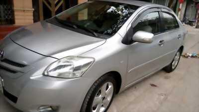 Bán Toyota Vios E 2009 màu bạc