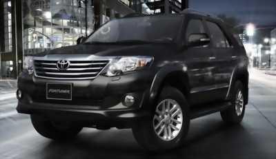 Toyota Fortuner số sàn nhập Indo giao tháng 8 2018