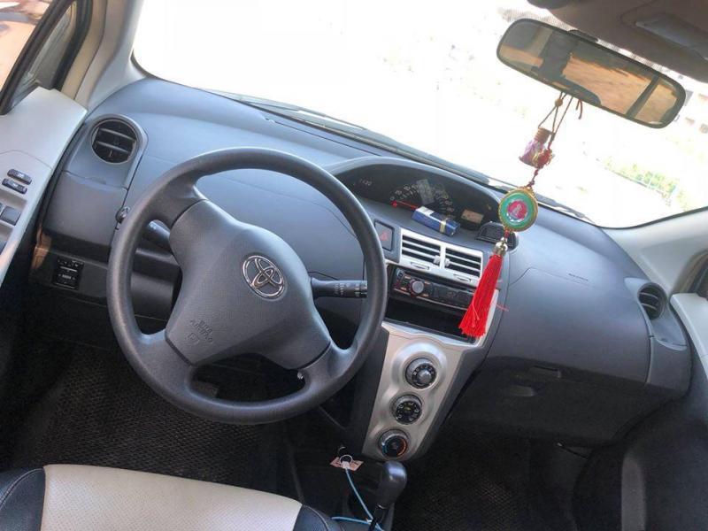 Cần bán gấp Toyota Yaris 2007 số tự động nhập Nhật