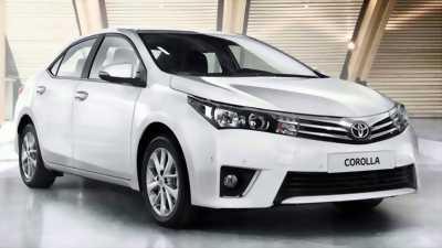 Toyota Corolla Altis 1.8G giá cực tốt an toàn 5