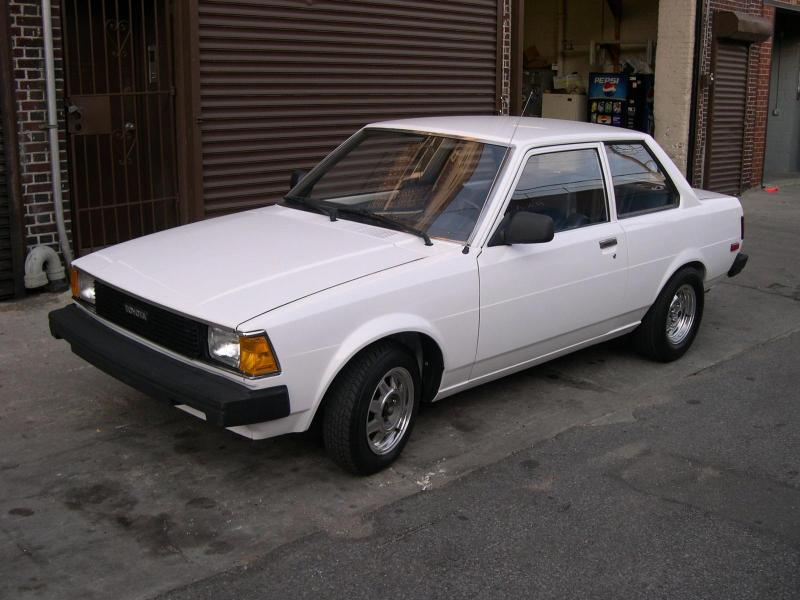 Toyota Corona 1982 Số sàn.