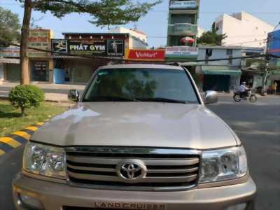 Bán Toyota Land Cruiser Bạc 2006 số sàn