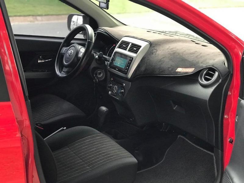 Cần bán xe Wigo 2019, số tự động, bản 1.2,