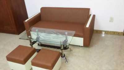 Trọn bộ sofa gồm 4 món giá 2,8 triệu