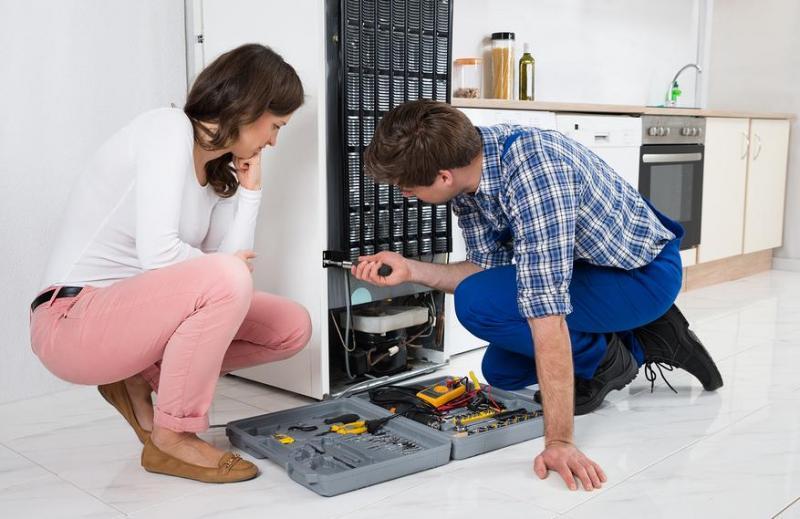 Những điều cần biết khi sửa chữa tủ lạnh LG