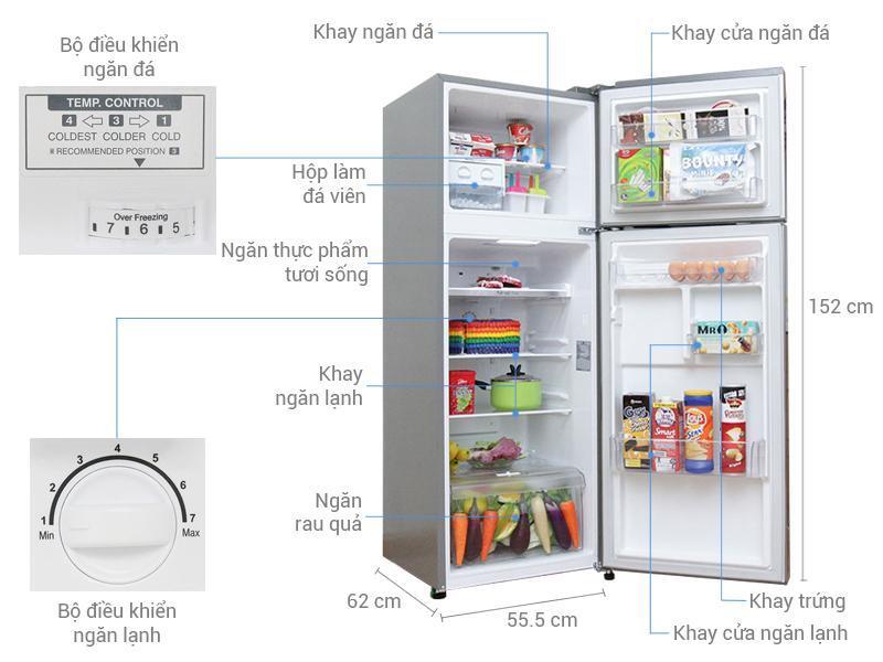 Nơi bán tủ lạnh LG tốt nhất bạn nên tham khảo