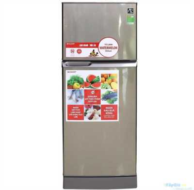 Bán gấp tủ lạnh mới dung tích 123l