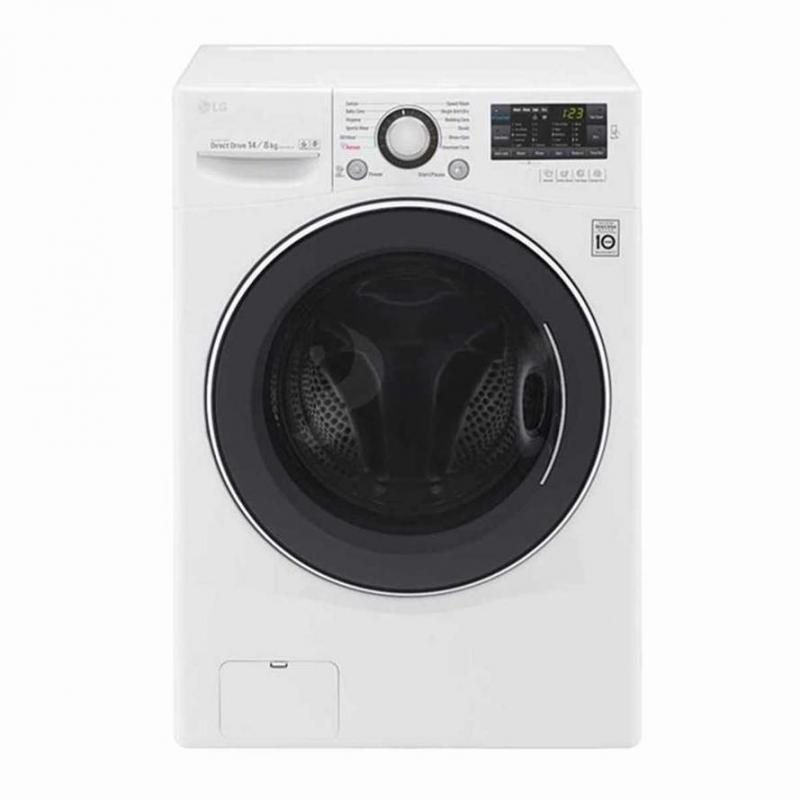 máy giặt sấy khô inverter hiệu LG