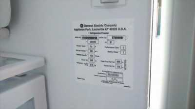 Tủ lạnh General GSG210MHRFBK