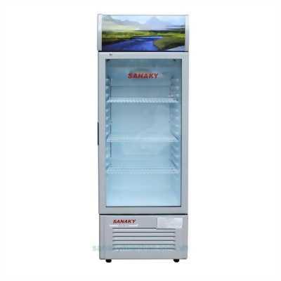 Tủ mát sanaky 300 lít vh300w cần thanh lý hàng đã