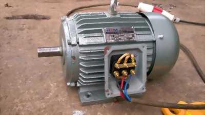 Mô tơ 220v 50hz tháo máy giặt