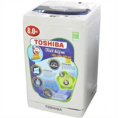 Lô máy giặt Toshiba 8kg như hình ( đã qua sử dụng)