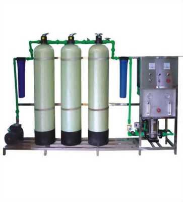Thanh lý giàn máy lọc nước công nghiệp 2000/1