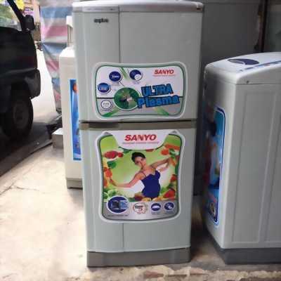 Cần bán tủ lạnh Sanyo 180l