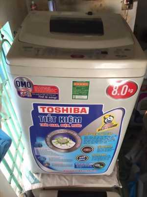 máy giặt toshiba mới 90%, 7kg