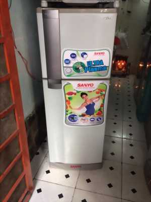 Tủ lạnh sanyo 190L