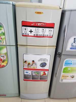 Tủ lạnh Sanyo mới 90%, ít dùng, 90 lít