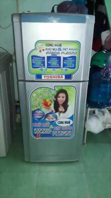 Tủ lạnh toshiba 155l.
