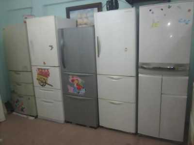Tủ đông; tủ lạnh