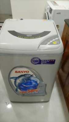 Cần bán máy giặt sanyo và tủ lạnh. đang xài