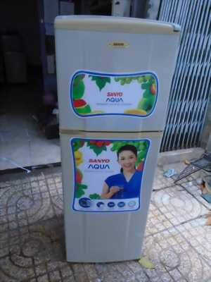 Tủ lạnh 165l đẹp nguyên zin ga lock.