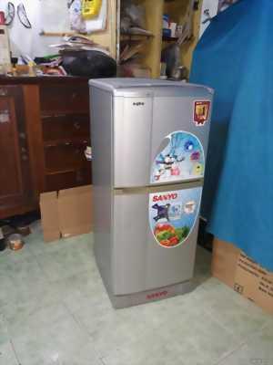 Tủ lạnh sanyo 120l