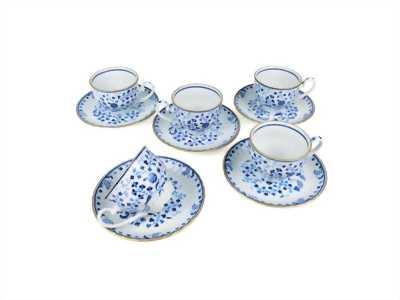Tách trà sứ