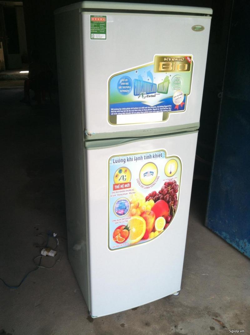 Bán tủ lạnh quạt gió 180lit tủ mới 99%