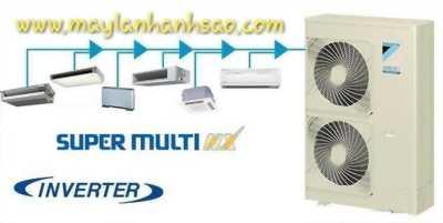Phân phối máy lạnh Multi Daikin nhập khẩu chính hãng tại Ánh Sao